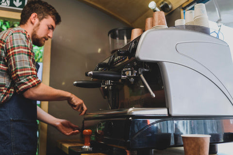 Speciality Coffee Barista St Davids Pembrokeshire