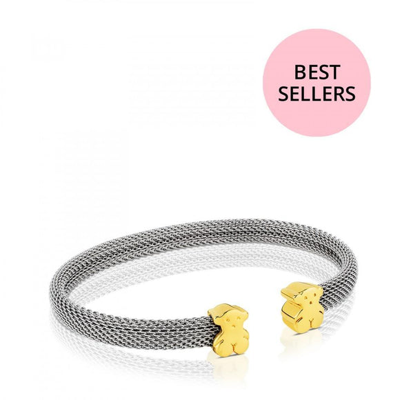 Tous Gold Sweet Dolls Bracelet 15921020