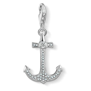 "Thomas Sabo Charm Pendant ""Anchor"" 1524-051-14"