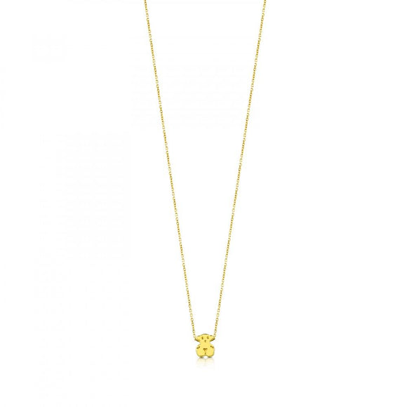 Tous Gold Sweet Dolls Necklace 314832010