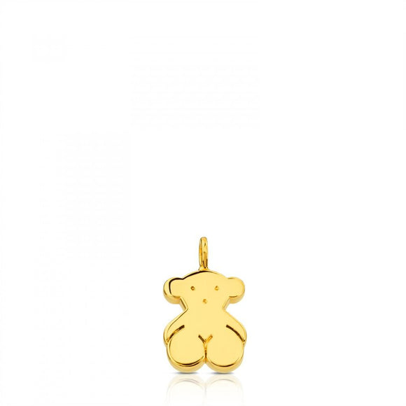 Tous Gold Sweet Dolls Pendant 415900372