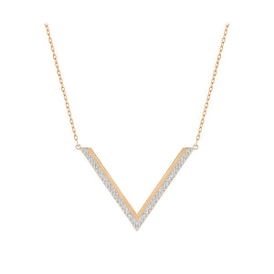 Swarovski Delta Necklace 5140123