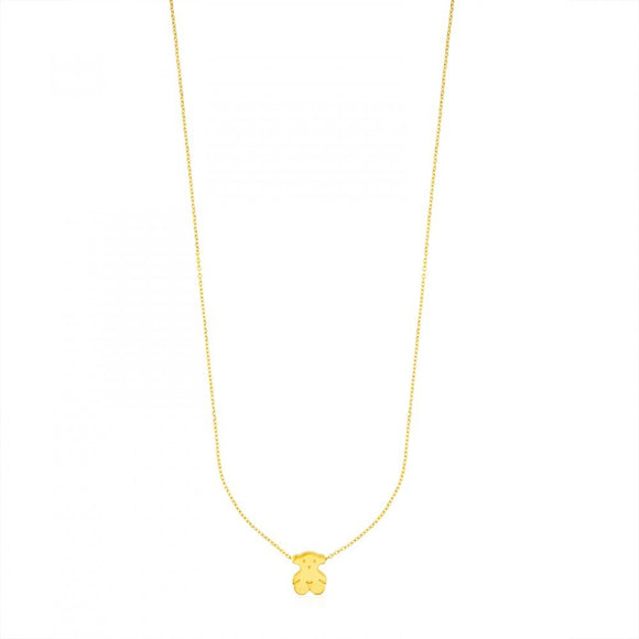 Tous Gold Sweet Dolls Necklace 815902250