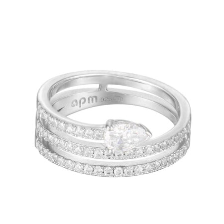 APM Silver Ring A16474OX