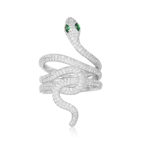 APM Serpentine Statement Ring A18196XKG