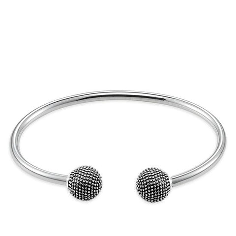Thomas Sabo Bangle Sterling Silver Glam & Soul Kathmandu AR080-637-12