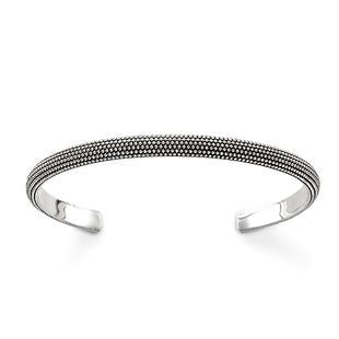 Thomas Sabo Bangle Sterling Silver Glam & Soul AR081-637-12