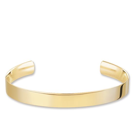 Thomas Sabo Bangle Love Cuff Gold AR088-413-12