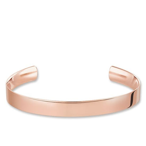 Thomas Sabo Bangle Love Cuff Rose Gold AR088-415-12