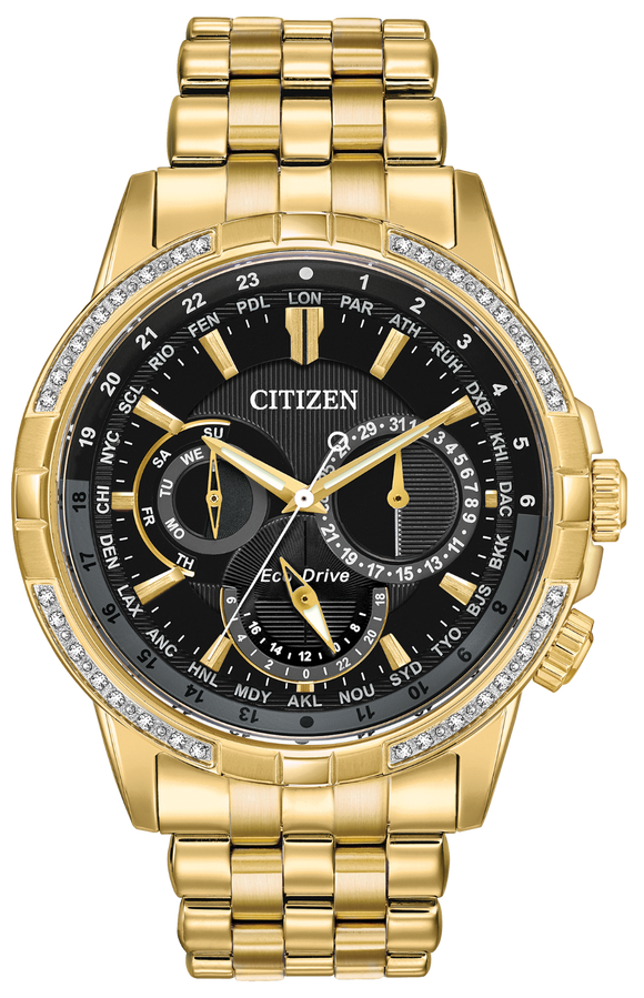 Citizen Men Watch CALENDRIER BU2082-56E
