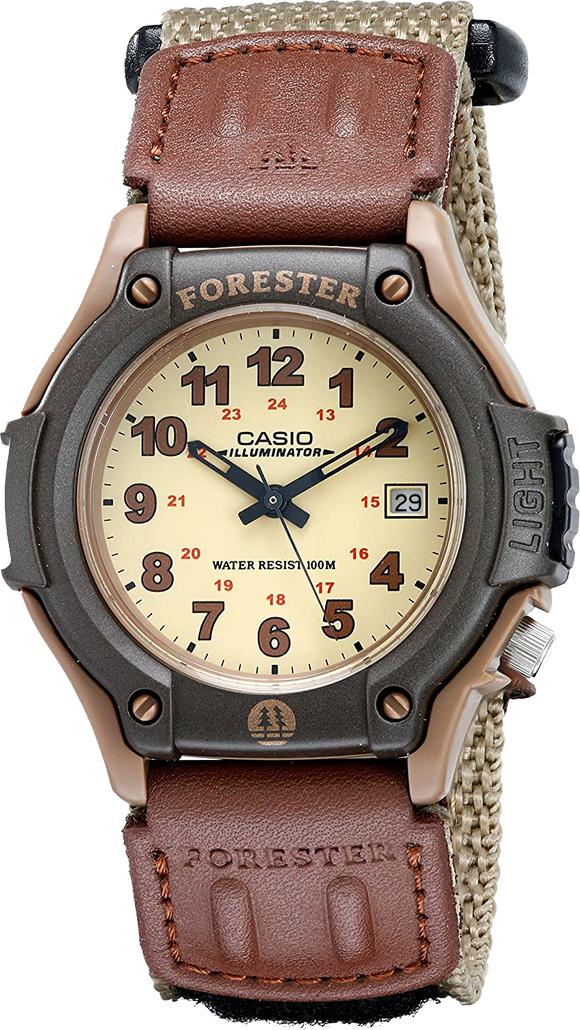 Casio Men's Forester Sport Watch FT-500WC-5BVCF