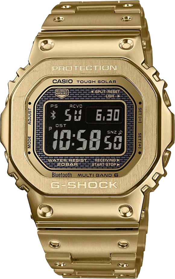 Casio Full Metal G-Shock GMW-B50000GD-90R