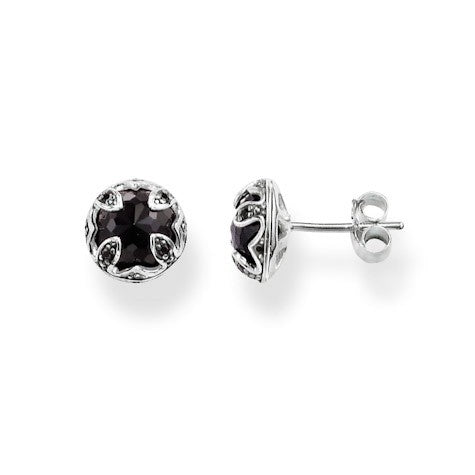 Thomas Sabo Black Lotus Earstuds H1824-641-11