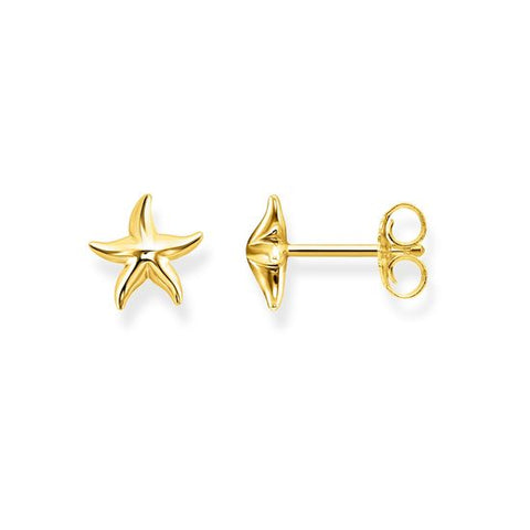 "THOMAS SABO EAR STUDS ""STARFISH"" H2001-413-39"