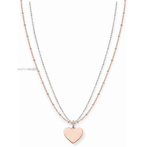"Thomas Sabo Necklace ""Heart"" LBKE0004-415-12-L45V"