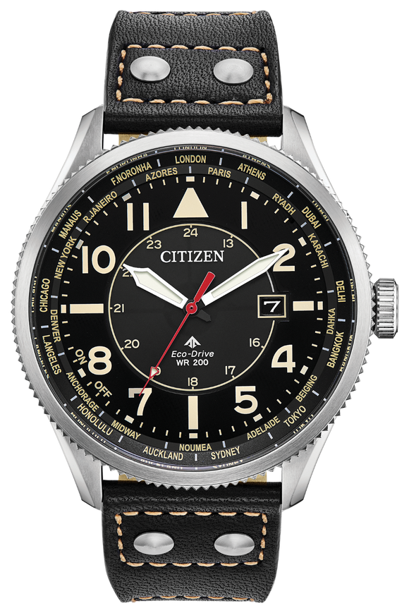 Citizen Watch PROMASTER NIGHTHAWK BX1010-02E