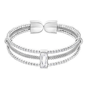 Swarovski Silver Gate Bangle 5271707