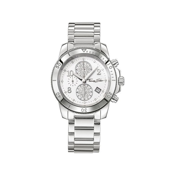 THOMAS SABO WA0190-201-202-40 WOMEN'S WATCH