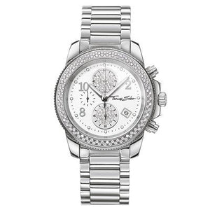 "Thomas Sabo Women's Watch ""Glam Chrono"" WA0210-201-202-40mm"