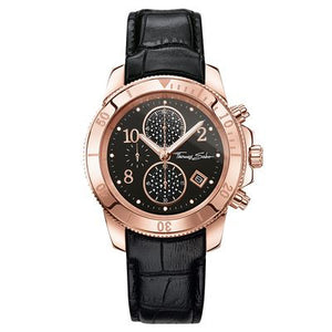"Thomas Sabo Women's Watch ""Glam Chrono"" WA0204-213-203-40mm"