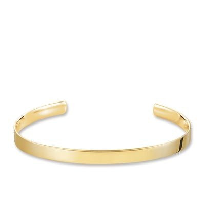 Thomas Sabo Bangle Love Cuff Gold AR087-413-12