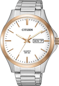 Citizen Men's BF2006-86A White Watch