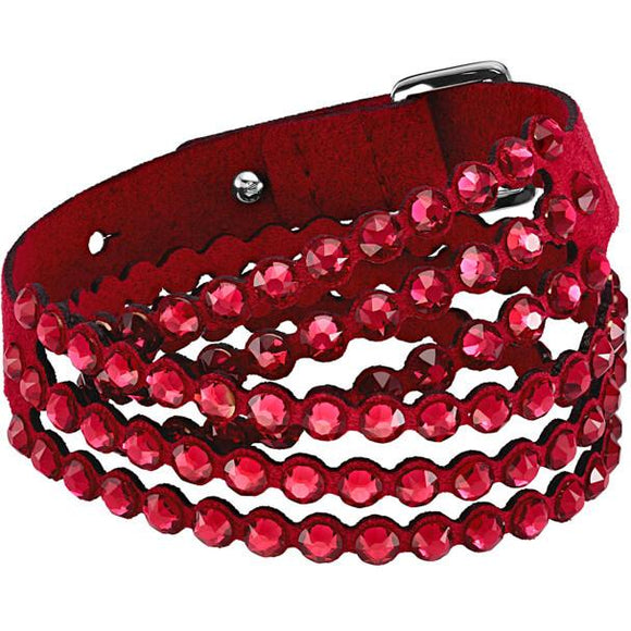 Swarovski Power Collection Bracelet, Red 5511701