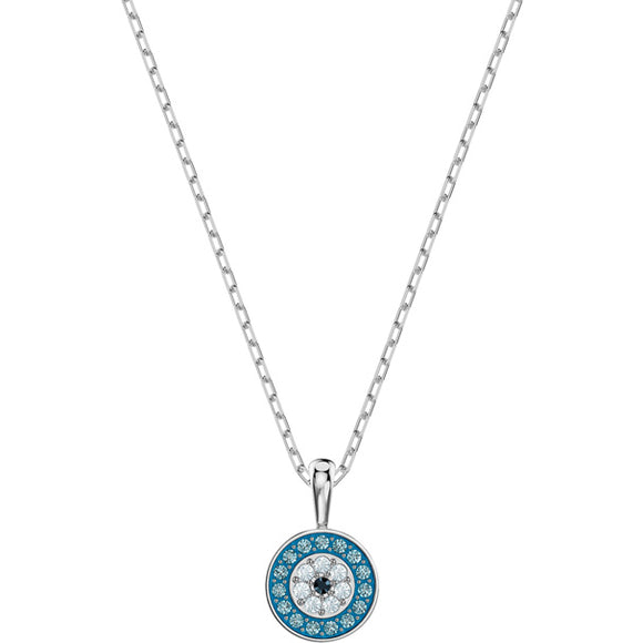Swarovski Luckily Pendant, Multi-colored, Rhodium Plating 5468918