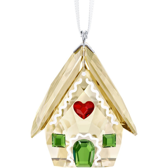 Swarovski Gingerbread House Ornament 5395977