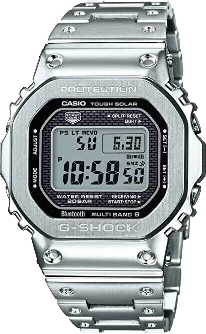 Casio Full Metal G-Shock GMW-B5000D-1