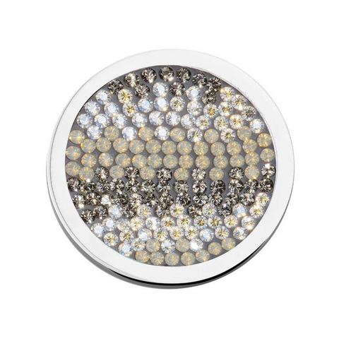 Mi Moneda Ritmo S/S Smokey Large Coin