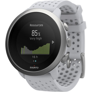 SUUNTO 3 GPS Sports Smartwatch (Pebble White) SS050416000