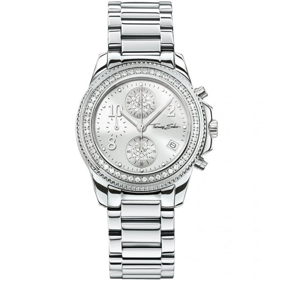 THOMAS SABO Glam Chrono WA0201-201-202-40MM