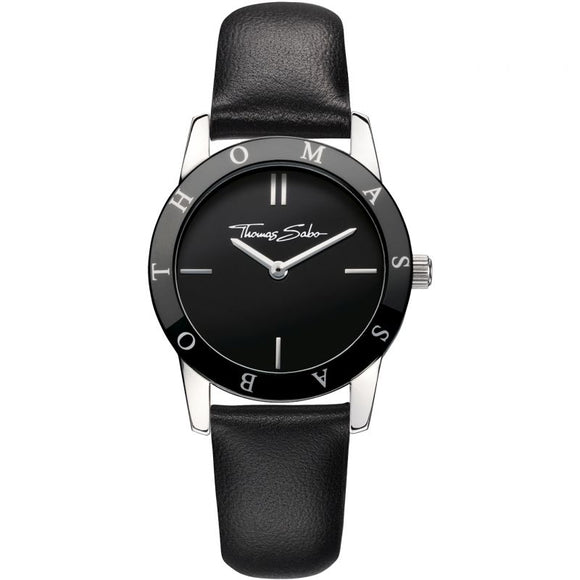 Ladies Thomas Sabo Soul Watch WA0149-203-203-30MM
