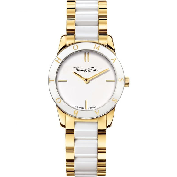 Ladies Thomas Sabo Soul Watch WA0193-262-202-30MM