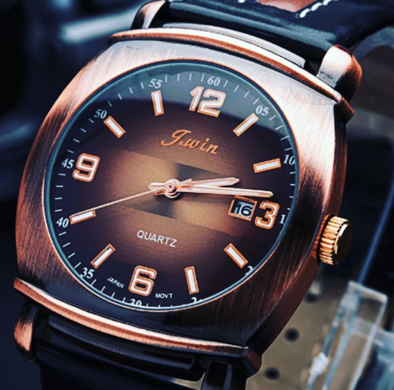 Our Watch of the Day....