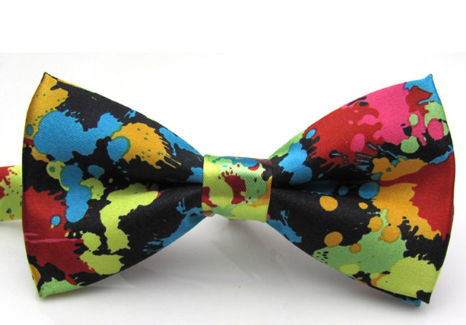Colorful Bow Tie - Millennial Style Group