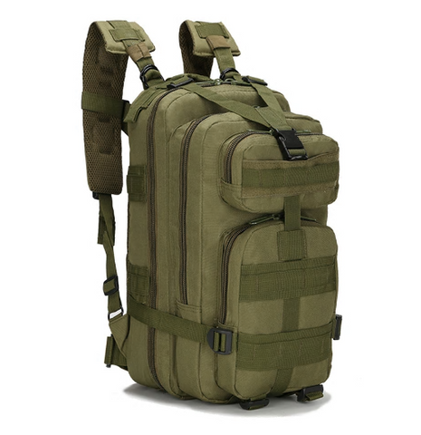 Hiking Bag Green