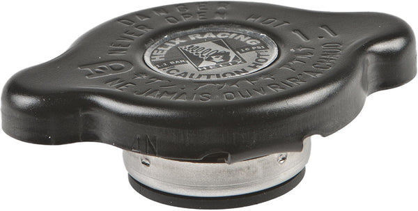 Helix Racing RADIATOR CAP 1.1 BAR BLACK | 212-1112