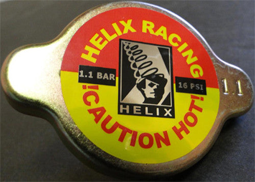 Helix Racing ZINC RADIATOR CAP, 1.1 BAR (16 PSI) | 212-1113