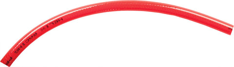 "Helix Racing 1/4"" X 3FT. HIGH PRESSURE TUBING, RED 