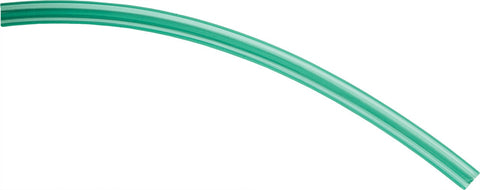 "Helix Racing 1/4"" ID X 3/8"" OD X 25FT. SOLID GREEN FUEL LINE 