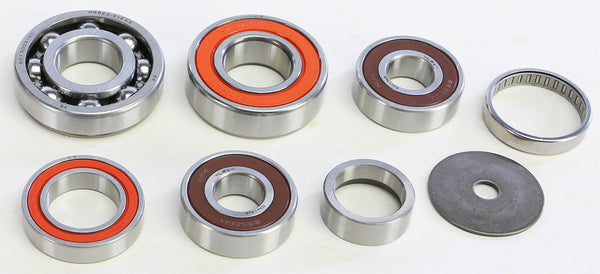 Hot Rods Transmission Bearing Kit Honda CR250R 92-01, CRF450F 2002-2004  TBK0013