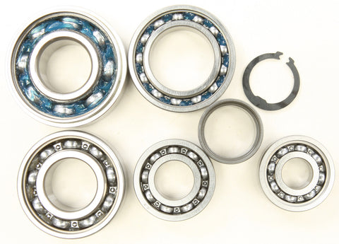 Hot Rods Transmission Bearing Kit Kawasaki KX100 05-17, KX80 2005-2016  - TBK0035