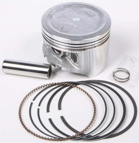 Pro-X 01.1480.050 Piston Kit 0.50mm Oversize 79.00mm Honda Rancher 350 2000-2006