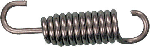 Helix Racing STAINLESS STEEL EXHAUST SPRING 90MM, 2 PK | 495-9000