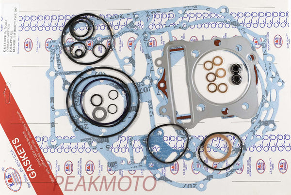 K&S ATV Complete Gasket Kit KLF-300B (88-04)  | 70-2042