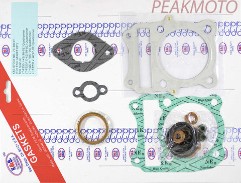 K&S ATV Top End Gasket Kit LT-F250/4WD  | 70-3041T