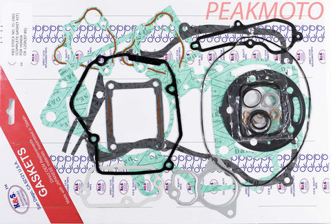 K&S Off-Road Complete Gasket CR-125R 87-89  | 71-1001