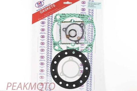 K&S Off-Road Top End Gasket CR-500R (89-01)  | 71-1006T